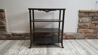 Art Deco Replica Table Three Tier