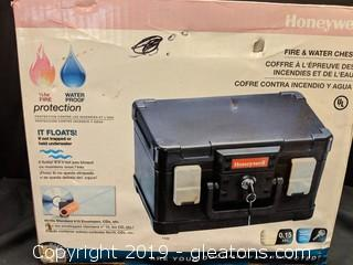 Box Lot Safe Fire/Waterproof