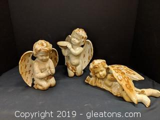 Box Lot Cherubs
