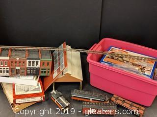 Box Lot Unique Storage Hems
