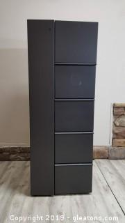 Small Storage Closet/Drawer/Home/Office/Dorm
