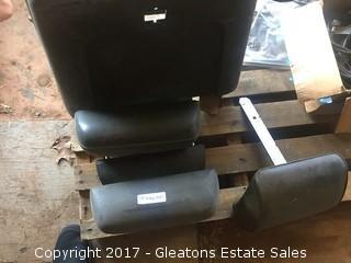 68-72 Oldsmobile Seat Parts