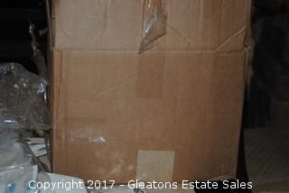 FULL BOX OF NEW GOD BLESS AMERICA SCARFS