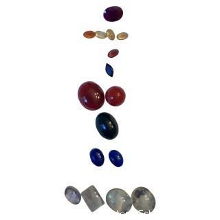 Lot of Mixed Gemstones