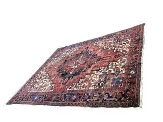 Persian Wool Rug, 8'x10'