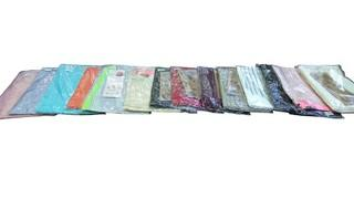 BOX OF ASSORTED SCARFS (149)