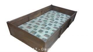PINE TRUNDLE PLATFORM BED