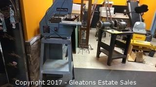 DELTA JIG SAW 120V WITH STAND