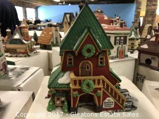 Santa's Grooming House