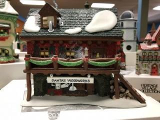 Santa's Wood Works