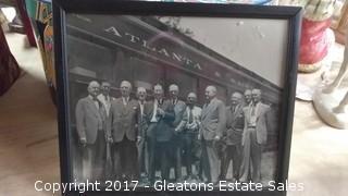 PICTURE OF ATLANTA RAILROADS TEAM