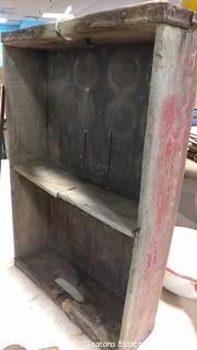 R C COLA BOX