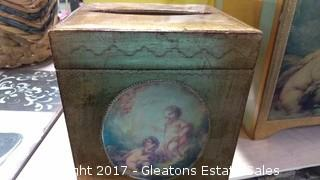 NAPKIN HOLDER BOX FROM ITLAY